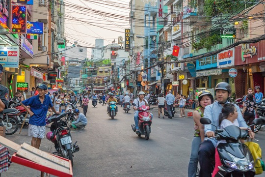 A total list of what to do in Saigon